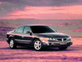 Technical specifications and fuel economy of Pontiac Bonneville