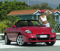 Technical specifications and fuel economy of Fiat Barchetta