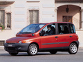 Technical specifications and fuel economy of Fiat Multipla