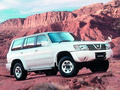 Technical specifications and fuel economy of Nissan Safari