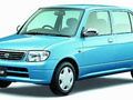 Technical specifications and fuel economy of Daihatsu Mira