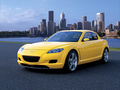 Technical specifications and fuel economy of Mazda Rx-8