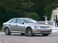 Technical specifications and fuel economy of Cadillac STS