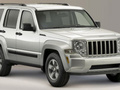 Technical specifications and fuel economy of Jeep Liberty