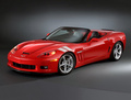 Chevrolet Corvette Convertible (C6) - Technical Specs, Fuel consumption, Dimensions