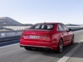 Audi S4 - equipped with innovative TDI engine for the first time