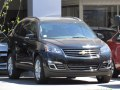 Chevrolet - Traverse I (facelift 2012) - 3.6 V6 (281 Hp) AWD Automatic