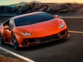 Technical specifications and fuel economy of Lamborghini Huracan