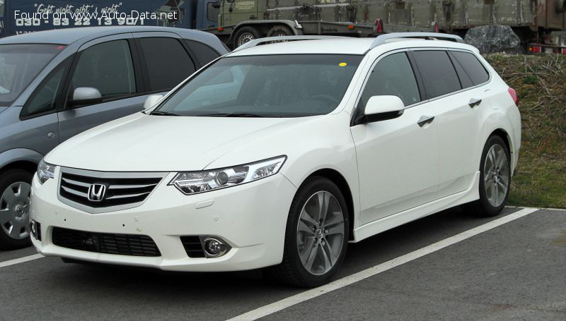 2011 Honda Accord VIII (facelift 2011) Wagon - Foto 1