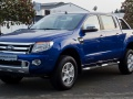 Ford - Ranger III Double Cab - 2.2 TDCi (150 Hp) 4x4 Automatic