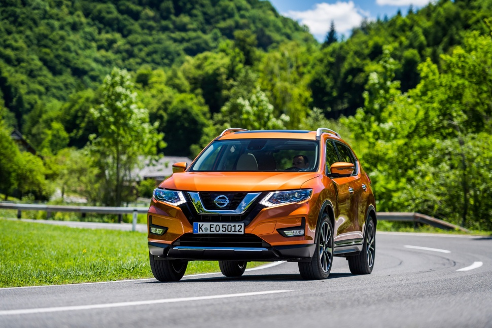 Nissan X-Trail III (T32; facelift 2017) 1.7 dCi (150 Hp) 4x4i Xtronic 7 Seat - Technical Specs, Fuel consumption, Dimensions