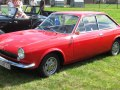 Fiat 124 Coupe - Technical Specs, Fuel consumption, Dimensions