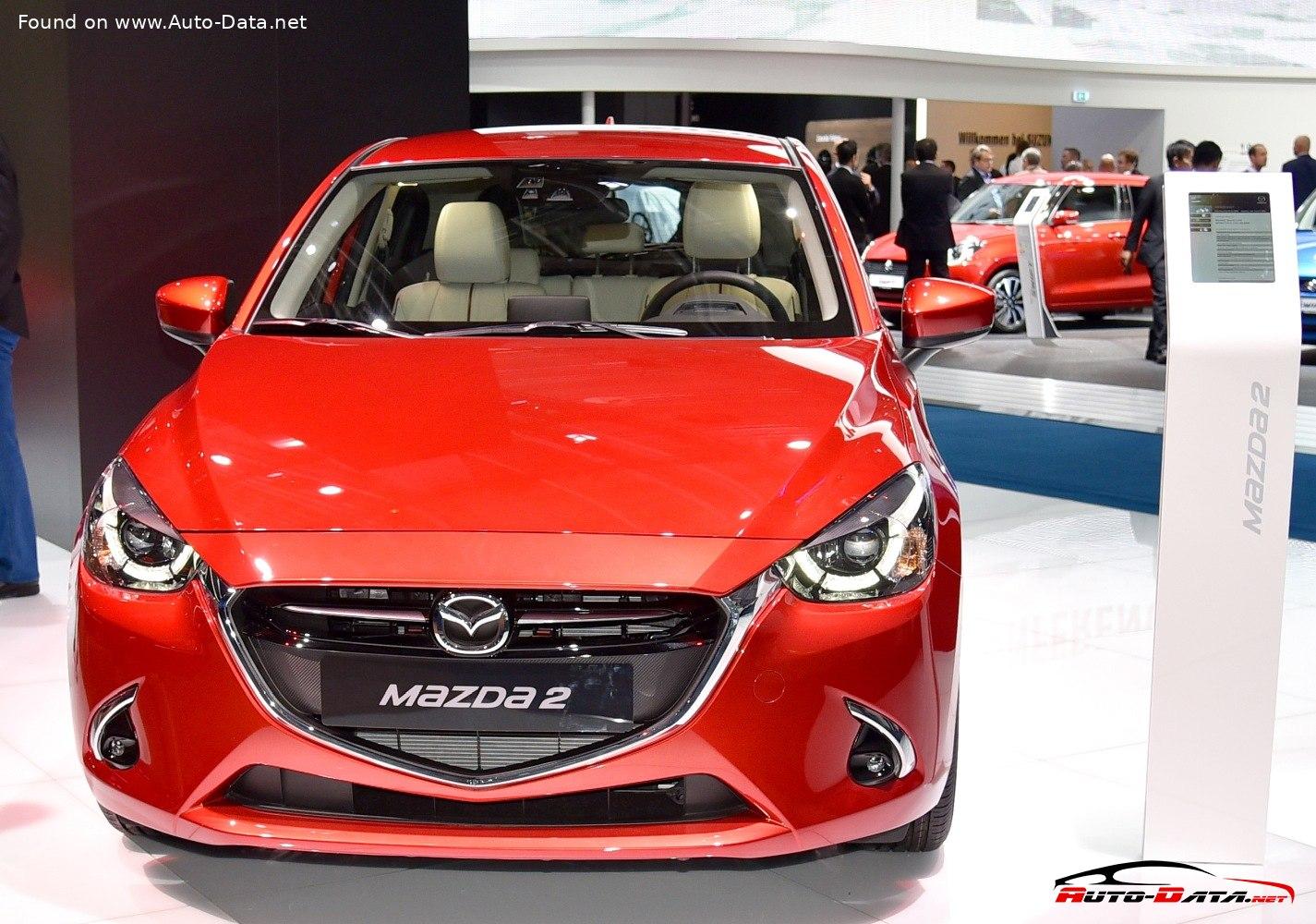 Kelebihan Kekurangan Mazda 2 2014 Spesifikasi