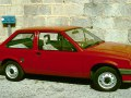 1983 Opel Corsa A Sedan - Technical Specs, Fuel consumption, Dimensions