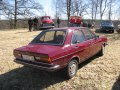 Audi 80 II (B1, Typ 82) - Technical Specs, Fuel consumption, Dimensions