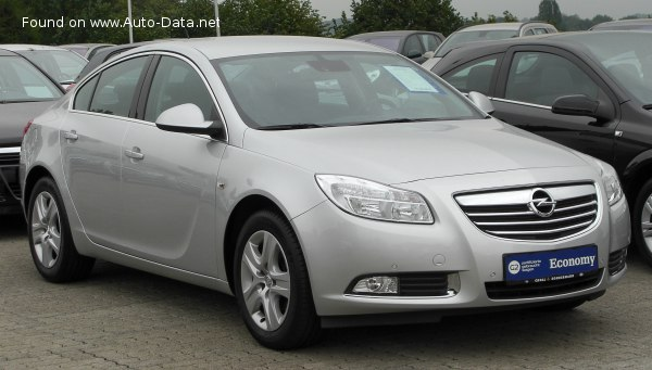 2009 Opel Insignia Sedan (A) - Photo 1