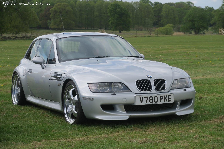 1998 Bmw Z3 M Coupe E36 8 3 2 325 Hp Technical Specs Data Fuel Consumption Dimensions