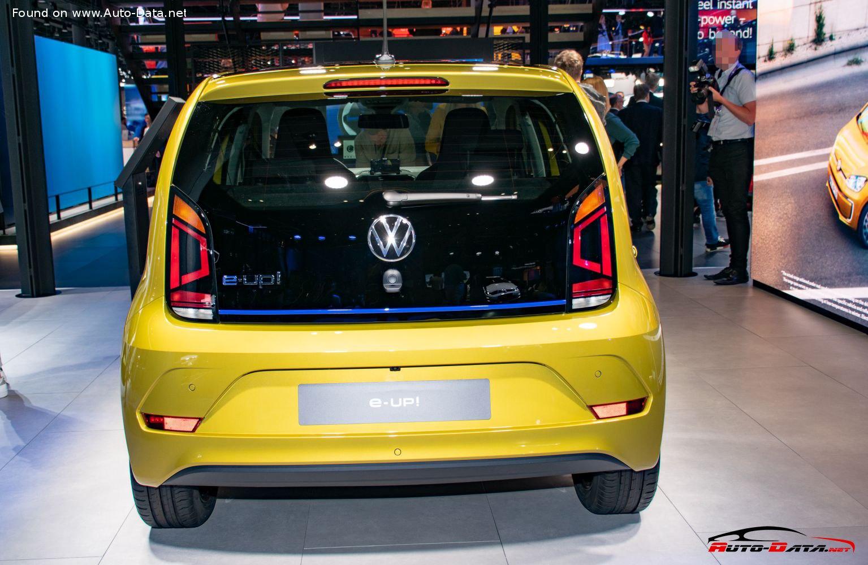 Volkswagen Up Technical Specs Fuel Consumption Dimensions