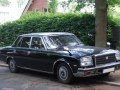 Toyota Century I (G40) - Technical Specs, Fuel consumption, Dimensions