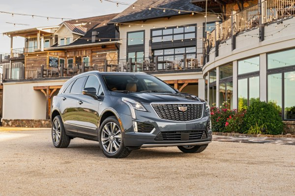 Cadillac XT5 (facelift 2020) 2.0 (237 Hp) AWD Automatic - Technical Specs, Fuel consumption, Dimensions