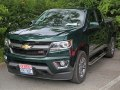 2015 Chevrolet Colorado II Extended Cab Long Box - Technical Specs, Fuel consumption, Dimensions