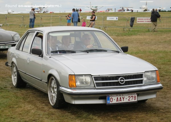 1978 Opel Commodore C - Снимка 1