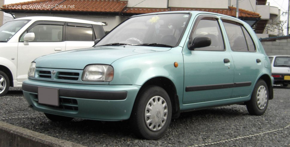 1992 Nissan March (K11) - Fotografia 1