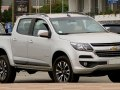 2015 Chevrolet Colorado II Crew Cab Short Box - Technical Specs, Fuel consumption, Dimensions