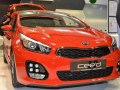 2015 Kia Cee'd II (facelift 2015) - Technical Specs, Fuel consumption, Dimensions