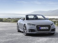 Technical specifications and fuel economy of Audi TT