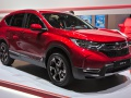 Technical specifications and fuel economy of Honda CR-V