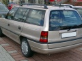 Opel Astra F Caravan (facelift 1994) 1.7 Turbo (82 Hp)
