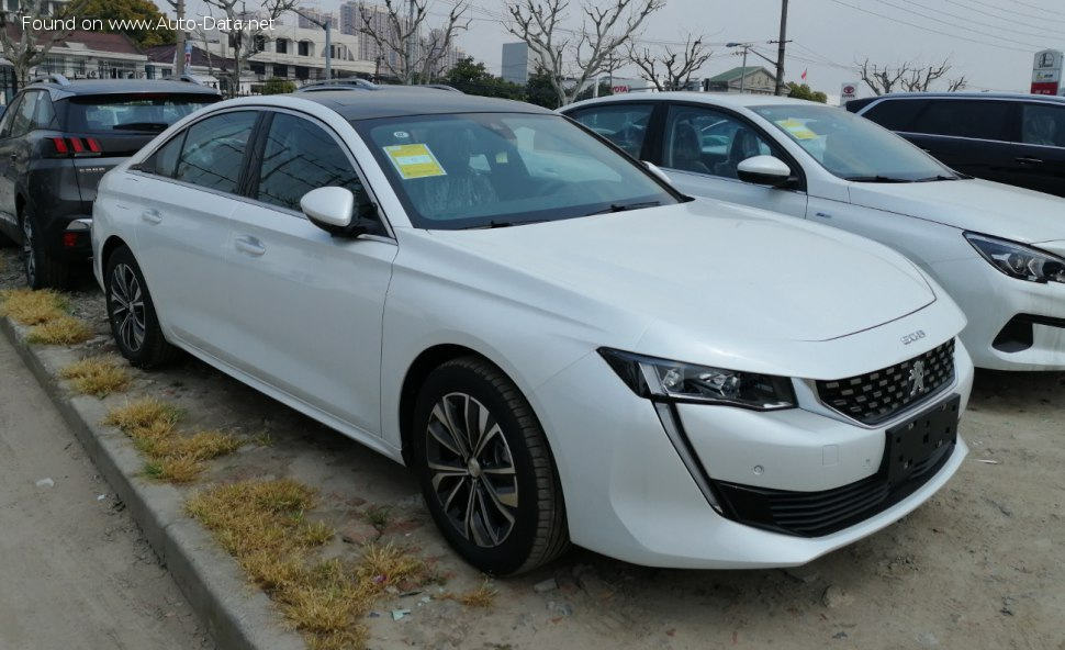Peugeot 508 Technical Specifications Fuel Economy Consumption