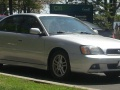 Subaru - Legacy III (BE,BH, facelift 2001) - 2.5 (156 Hp) AWD