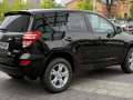 Toyota RAV4 III (XA30, facelift 2008) - Technical Specs, Fuel consumption, Dimensions