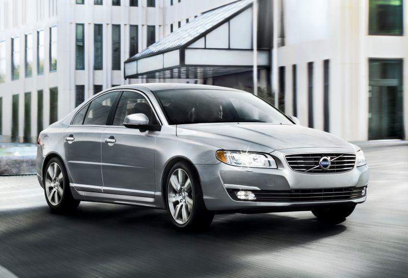 2013 Volvo S80 II (facelift 2013) - Photo 1