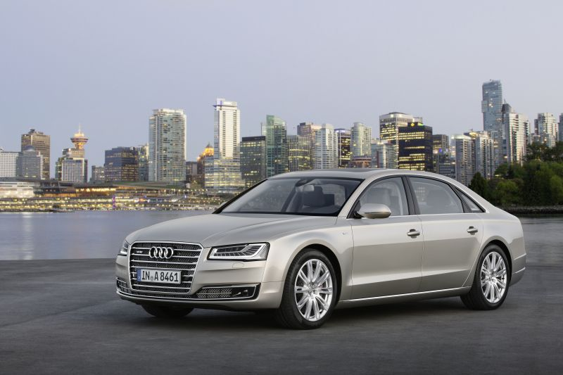 Audi A8 Long (D4,4H facelift 2013) - Foto 1