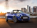 2018 Mini Convertible (F57 facelift 2018) - Tekniske data, Forbruk, Dimensjoner