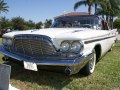 1960 DeSoto Adventurer I 4-Door Sedan - Tekniske data, Forbruk, Dimensjoner