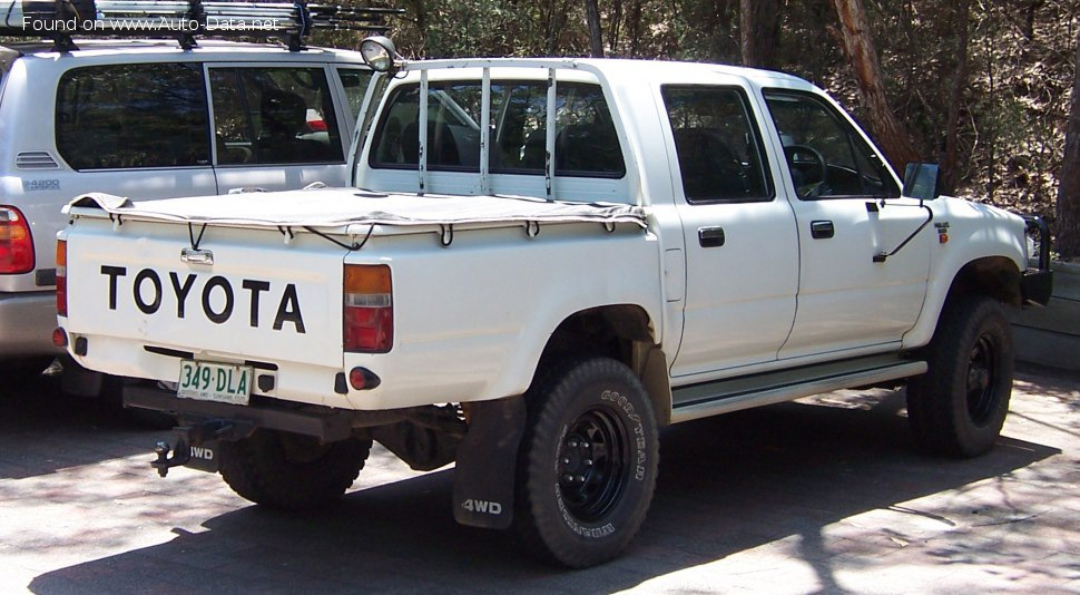 1992 Toyota Hilux Pick Up - Foto 1