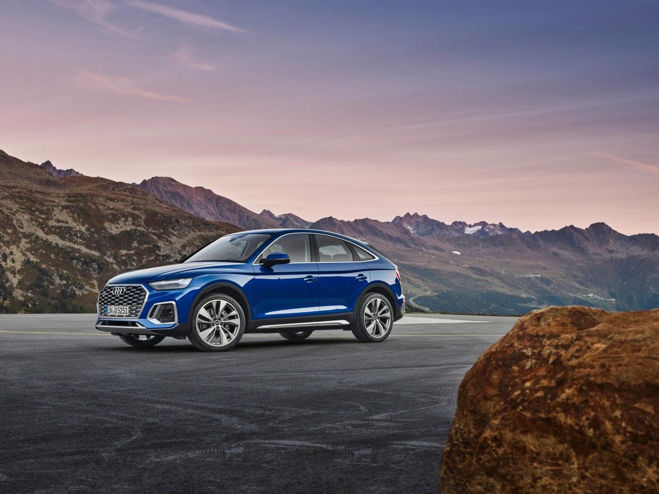 2021 Audi Q5 Sportback | Τεχνικά Χαρακτηριστικά ...