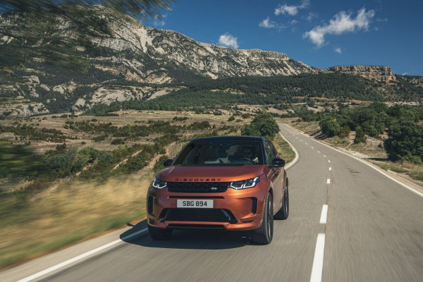 2019 Land Rover Discovery Sport (facelift 2019) - Fotografie 1