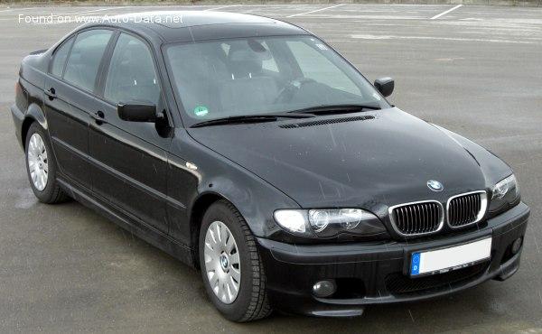 2001 Bmw 3 Series Sedan E46 Facelift 2001 330i 231 Hp Automatic Technical Specs Data Fuel Consumption Dimensions