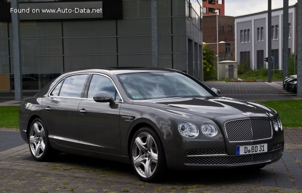 2013 Bentley Flying Spur II - Bilde 1