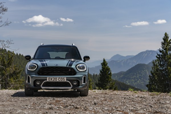 2021 Mini Countryman (F60, Facelift 2020) - Foto 1