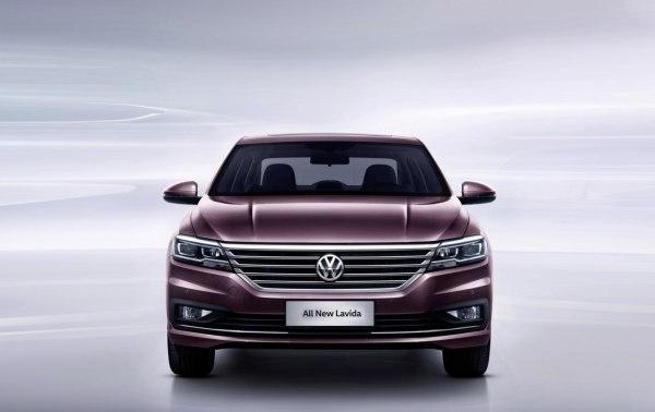 2018 Volkswagen Lavida III - Photo 1