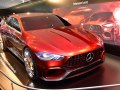 2017 Mercedes-Benz AMG GT 4-Door Coupe Concept - Technical Specs, Fuel consumption, Dimensions