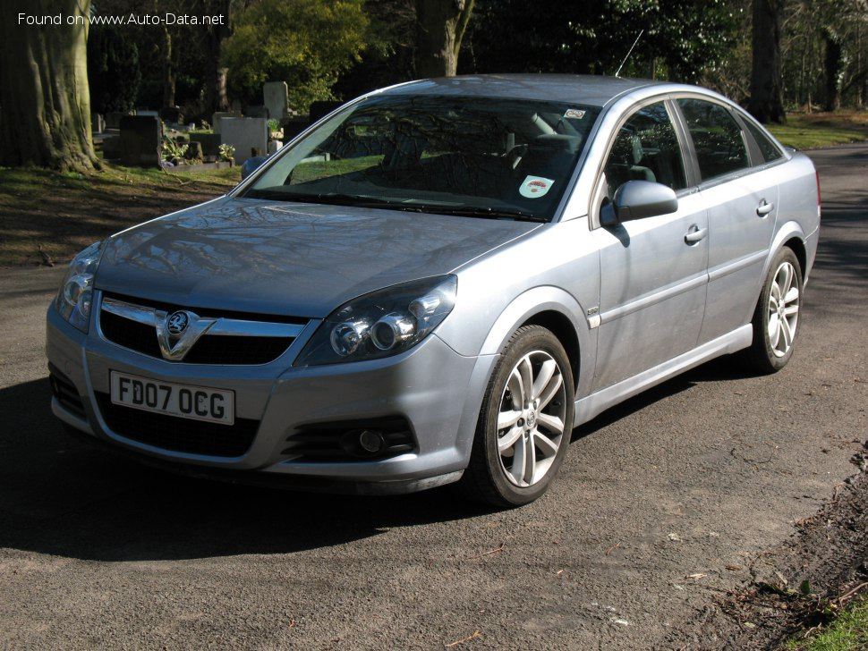 Vauxhall Vectra C CC - Photo 1