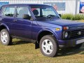 2015 Lada Niva Urban 3-door - Technical Specs, Fuel consumption, Dimensions