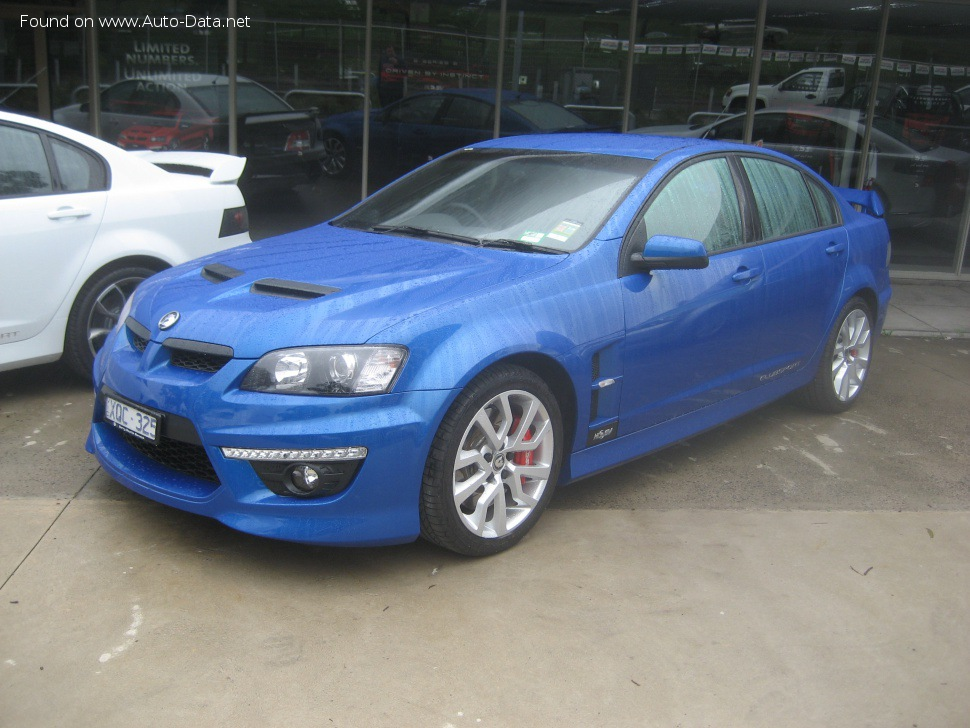 2009 HSV Clubsport (VE II) - Снимка 1